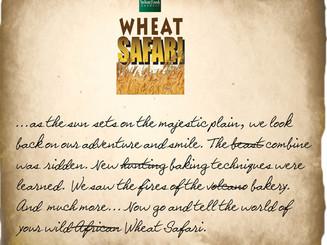 Wheat Foods Safari