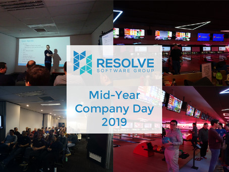 Resolve Software Group Mid-Year Company Day 2019