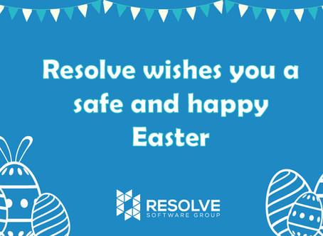 Happy Easter from Resolve!