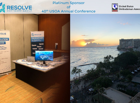 Resolve Software Group Major Sponsor of the 40th USOA Annual Conference