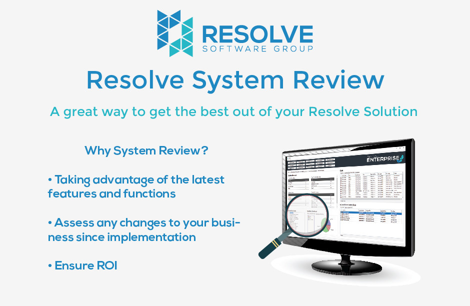 Resolve System Review
