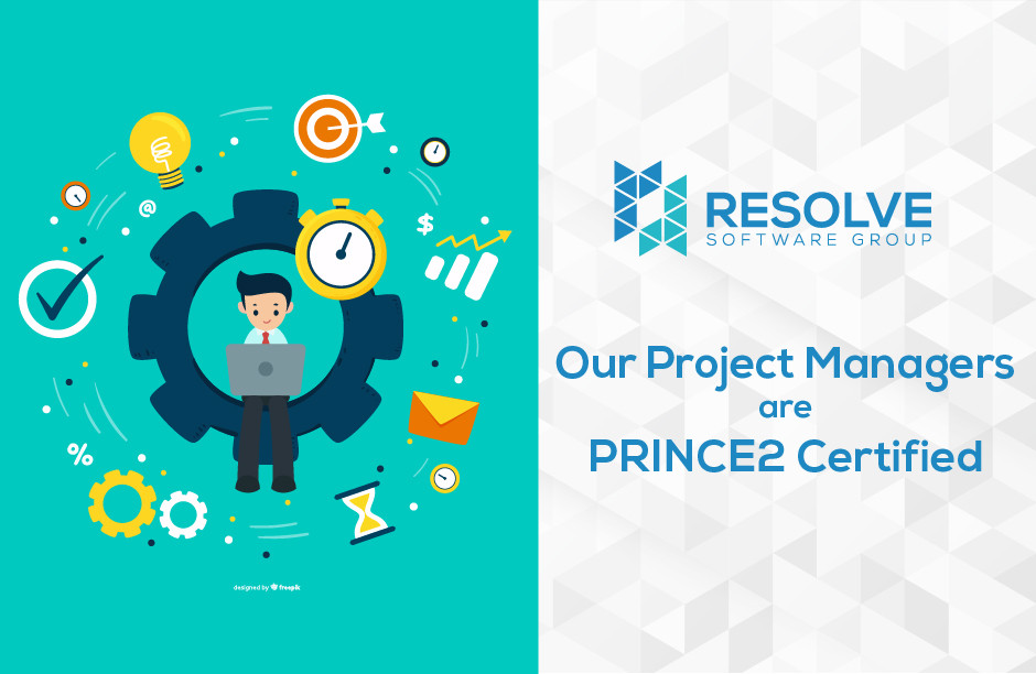 RSG Project Manager are PRINCE2 Certified