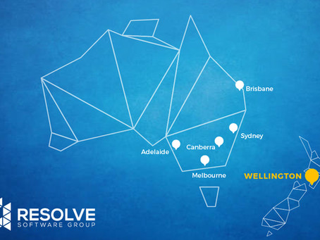 Resolve Software Group – New Zealand Office Updates!