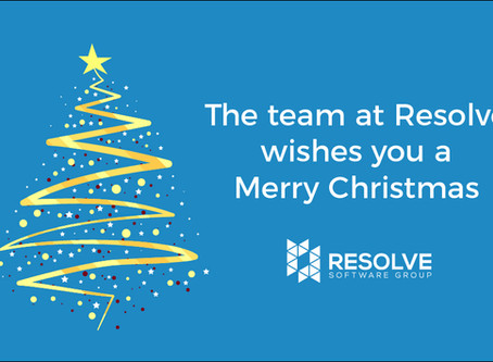 Merry Christmas from Resolve Software Group!