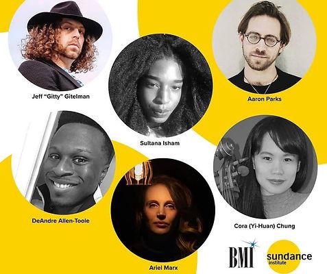 Sundance Film Music Lab