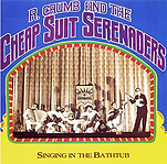 Pedal your Blues Away  door R. Crumb and his Cheap Suit Serenaders