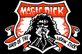 Business! magic dick harmonicas apologise