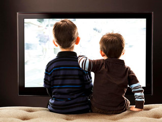 How much TV do your children watch?