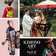 kimonoart看板