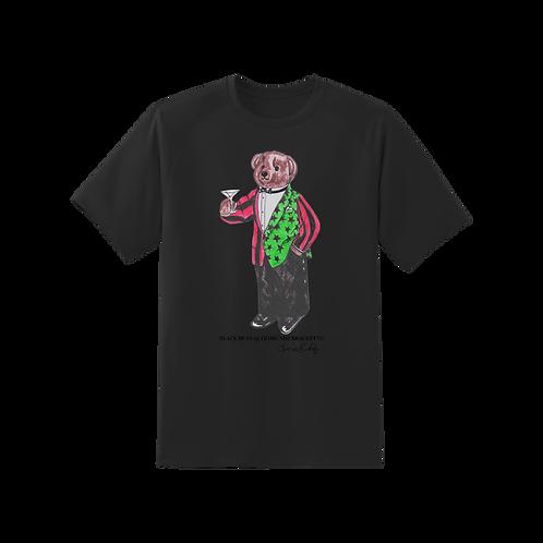 Martini Black Bear Shirt