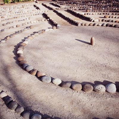 Labyrinth+Rock+Garden,+Soul+Trek+A+Path+
