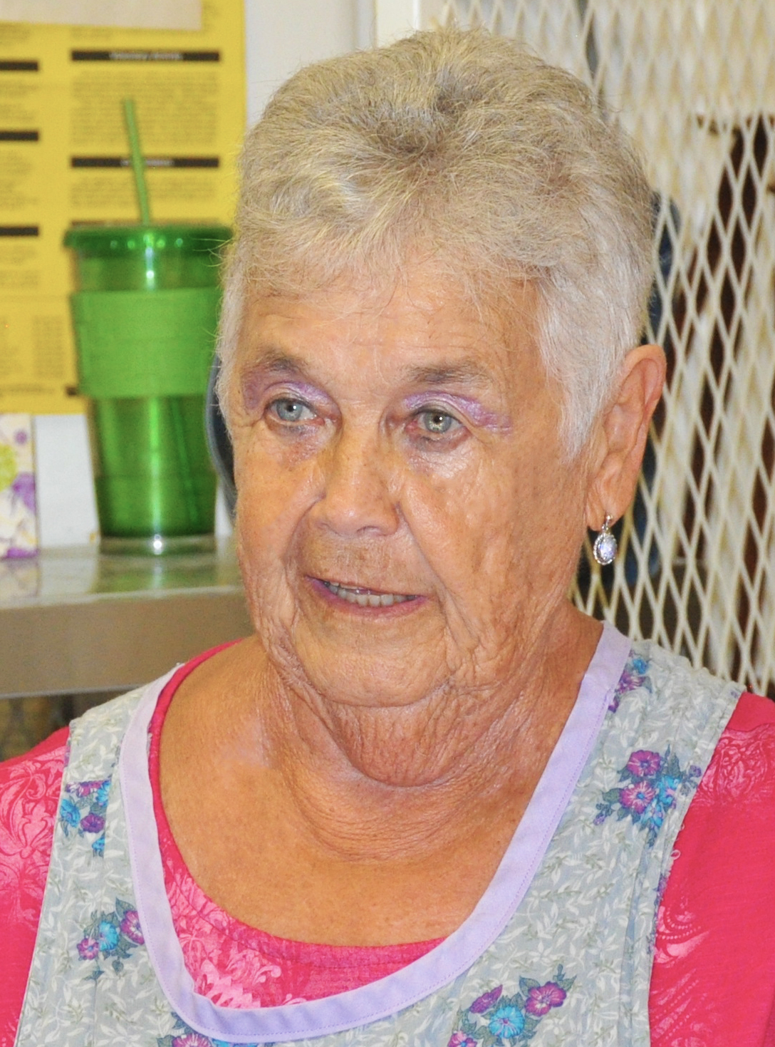 Senior Center Mary