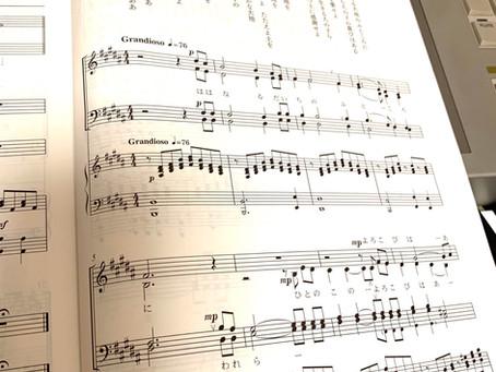 合唱コンクールで上手く伴奏できる秘訣