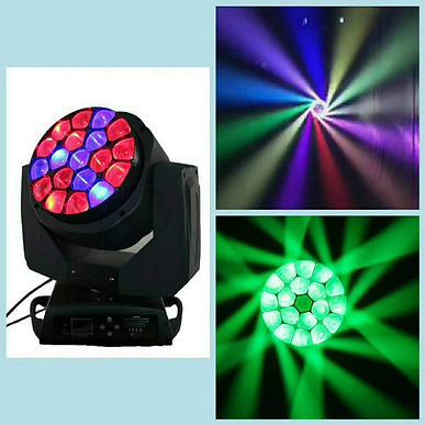 19x15w Big Bee Eye LED Moving Head Wash