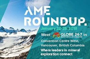 Yukon Chamber of Commerce Participates in and Comments on the 2018 AME Roundup Conference in Vancouv