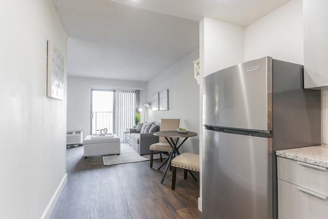 Re-designed Kitchen with Open Floor Plan