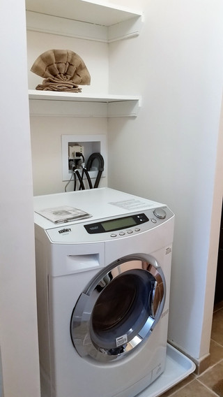 Premier Series with Euro Washer/Dryer
