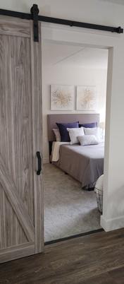 Signature Series Apartment Custom Barn Door