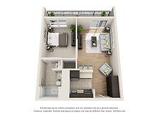 One Bedroom (Premier)