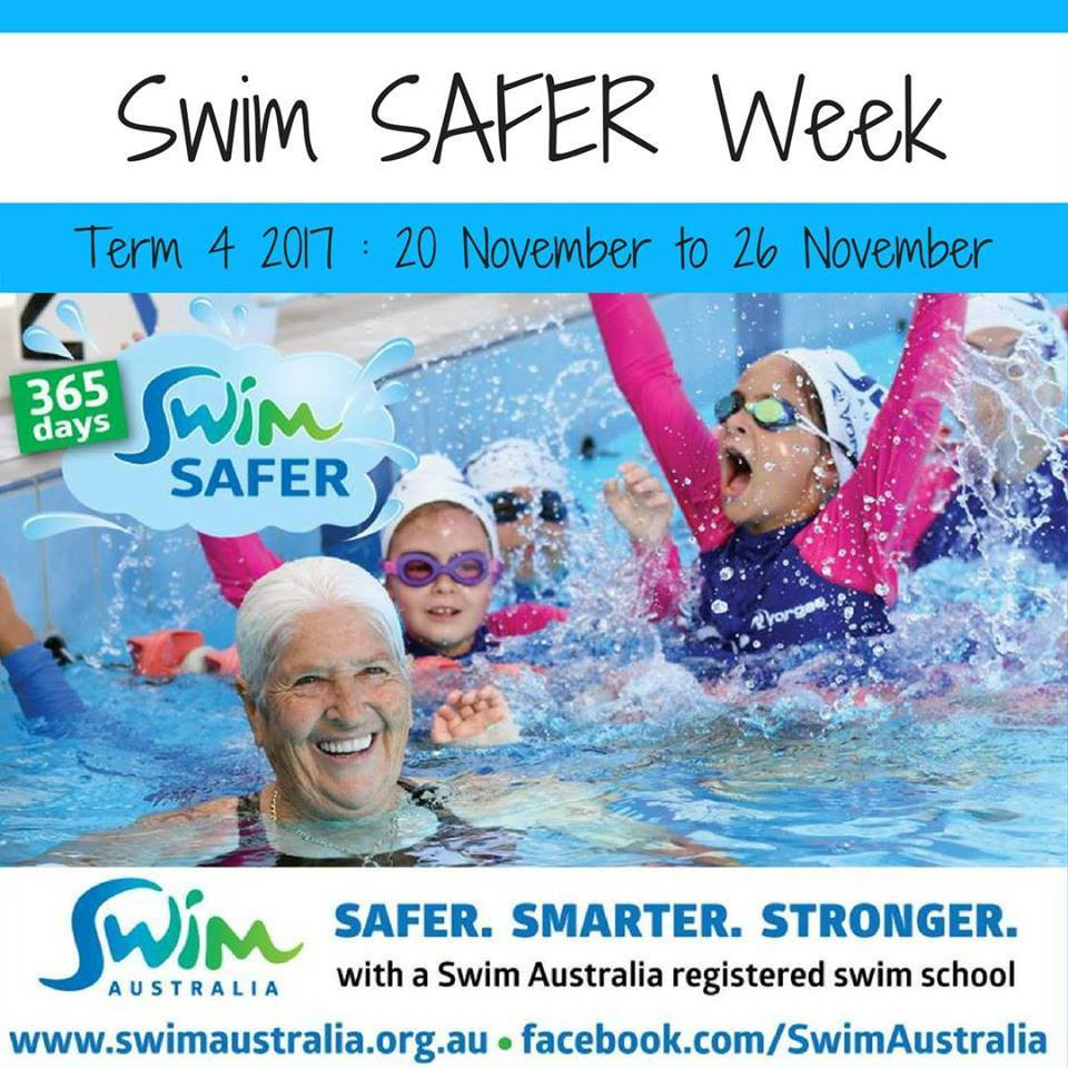 Swim SAFER Week