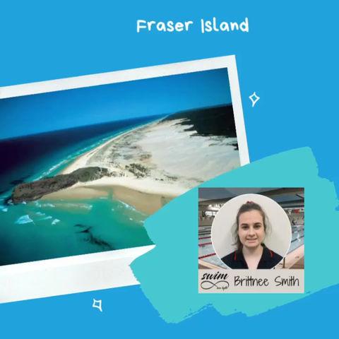 🙋🏻♀️ Brittnee ❤️ Fraser Island ❤️