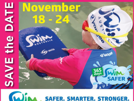 Dedicated to highlight the vital water safety messaging!
