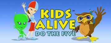 Kids Alive Do The Five