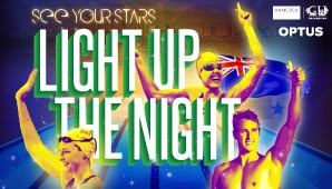 Light up the night Commonwealth Games 2018
