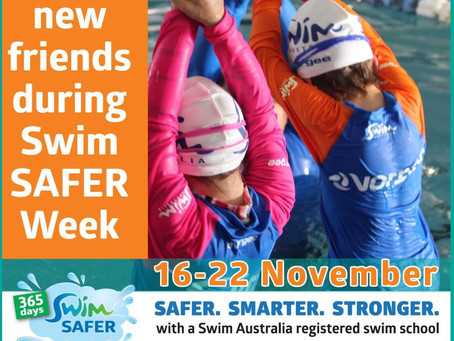 Swim SAFER week 2020