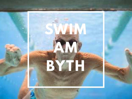 Who knows what Swim am byth means?