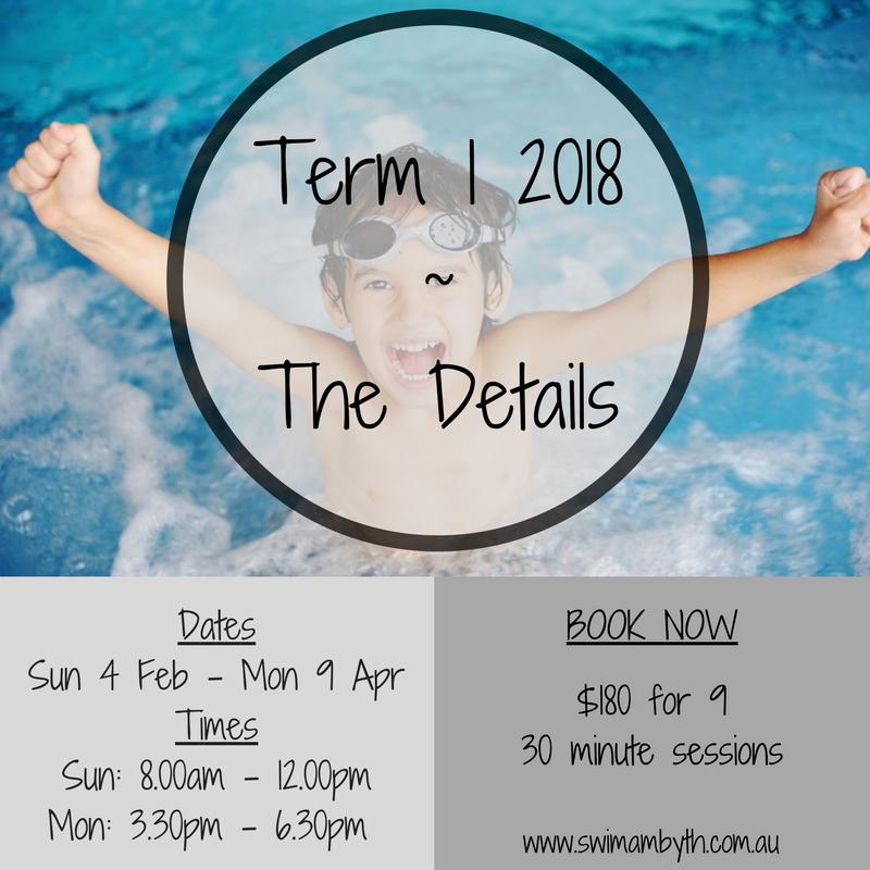 Term 1 2018 - The Details
