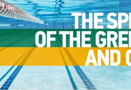 Where are the Australian Dolphins Swim Team competing right now?