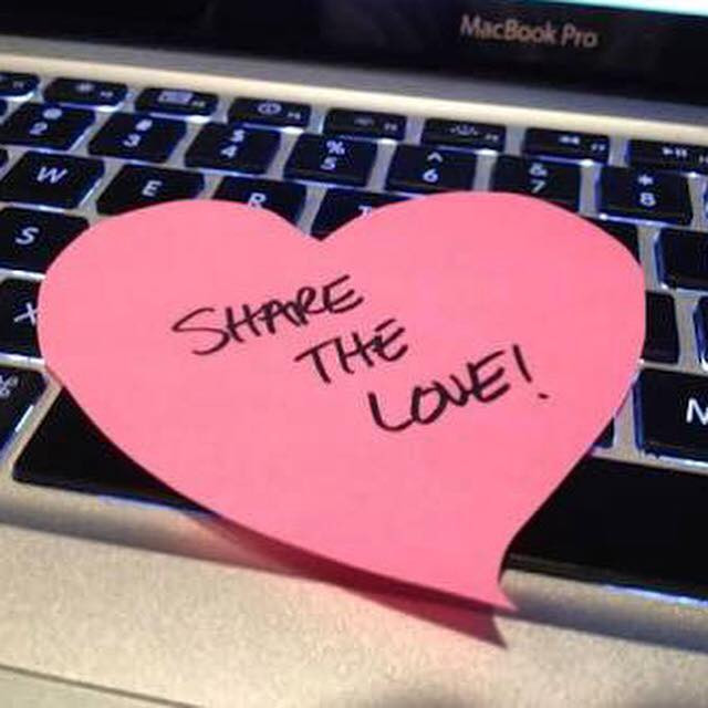 Share the love Reminder