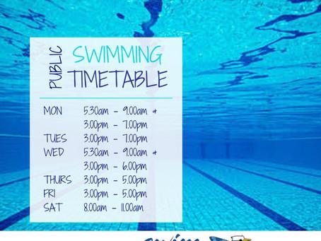 Term 4 at Swim am byth - Mooloolah