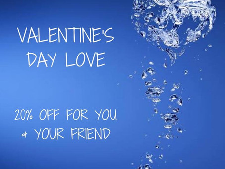 Share the love this Valentine's Day!