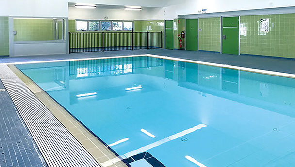 Northmead swimming pool