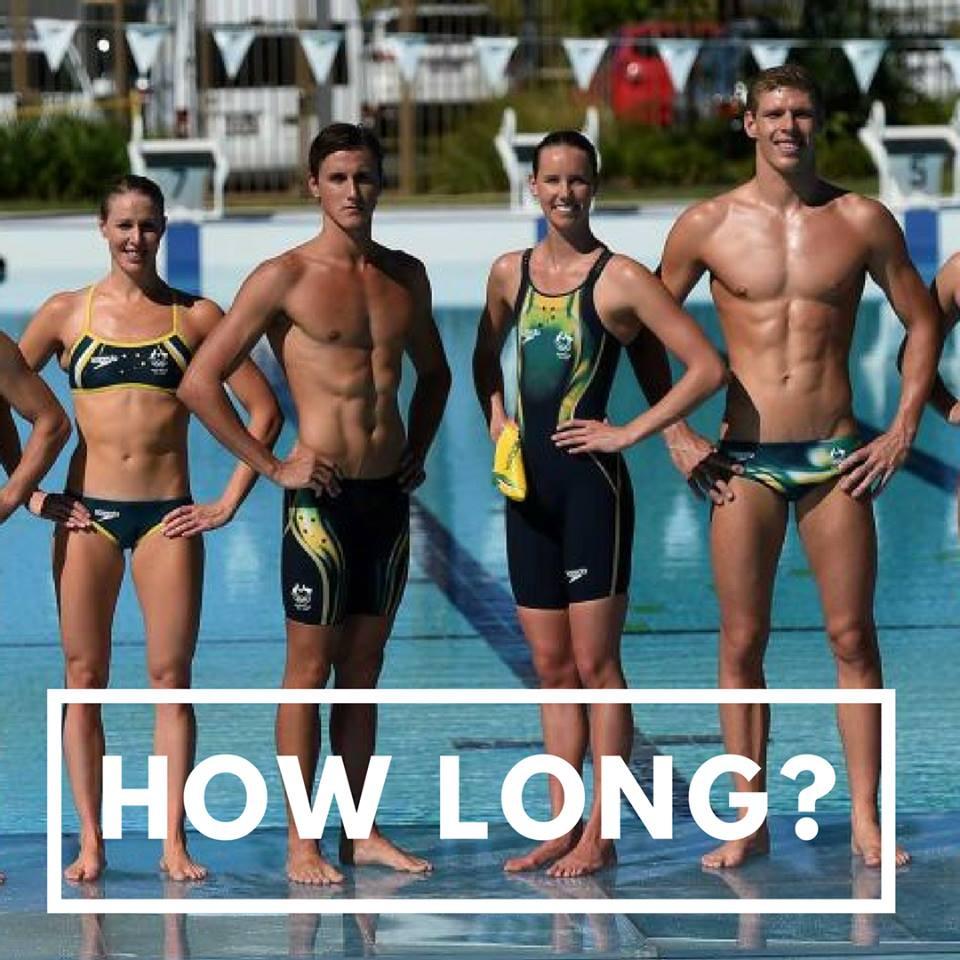 Australian Swimmers