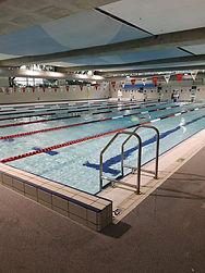 Swim am byth - Kelvin Grove