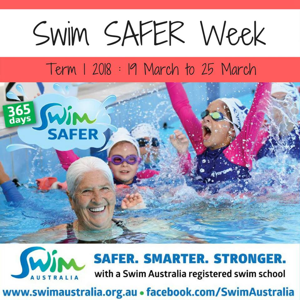 swim safer week term 1 2018