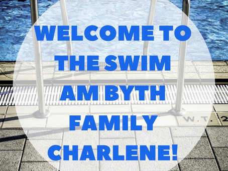 Welcome Charlene!