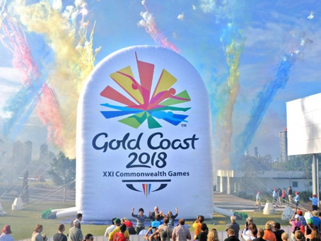 5 Weeks to Commonwealth Games