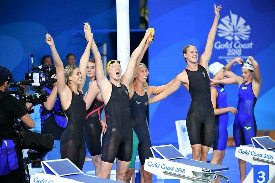 australian womens 4x100 relay team