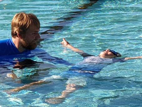 Keep up the great work at Swim am byth - Mooloolah