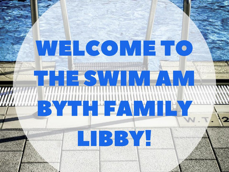 Welcome to our newest instructor, Libby!