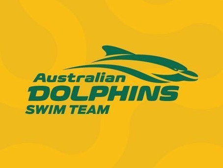 What competition are the Australian Swim Team competing right now?