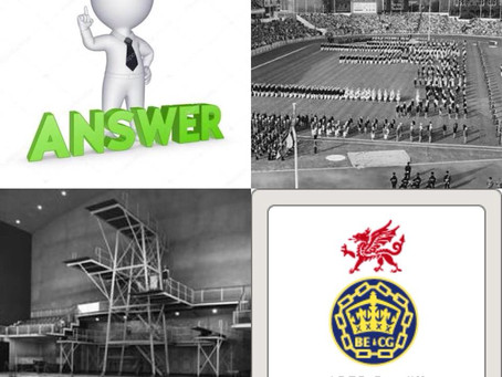 Yes, Wales hosted the British Empire and Commonwealth Games in 1958!