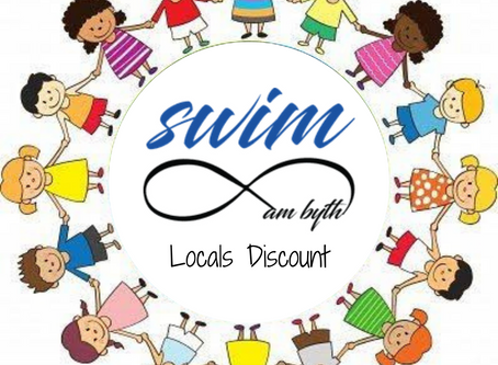 Swim am byth - Mooloolah: Locals Discount!