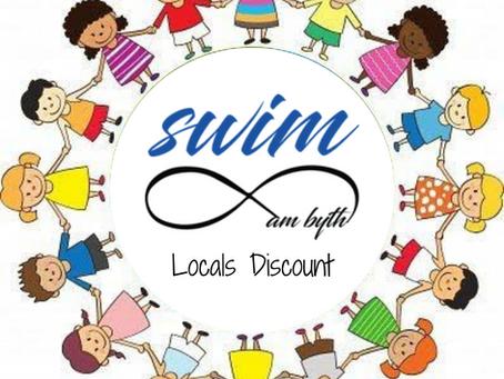 Swim am byth - Mooloolah: Locals Discount!