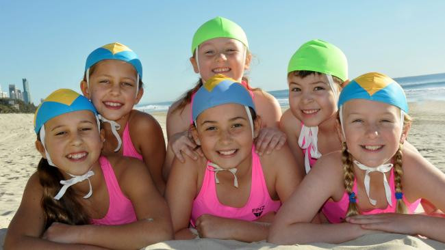 Surfers Paradise Nippers