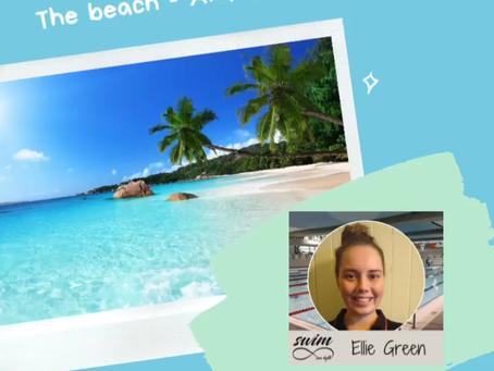 🙋🏻♀️ Ellie ❤️ The beach - any beach ❤️